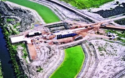 Proyecto hidroeléctrico Angostura